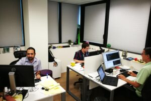 An introduction to Excelero's Engineering Headquarters in Tel Aviv