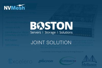 Boston Flash-IO Talyn
