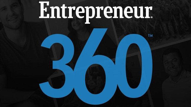 "Excelero Named One of the ""Best Entrepreneurial Companies in America"" By Entrepreneur Magazine's 2017 Entrepreneur360"