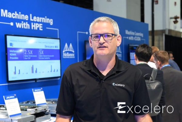 Showcasing NVMesh Technology and Partners at SC17 with Excelero CEO Lior Gall