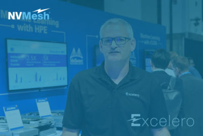 Showcasing NVMesh Technology and Partners at SC17 with Excelero CEO Lior Gal