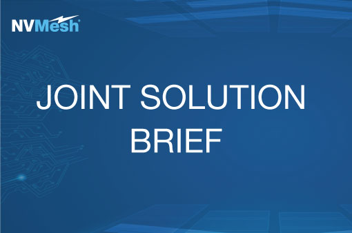 Joint Solution Brief: Quantum – Excelero High-Performance All-IP Workflows with NVMe