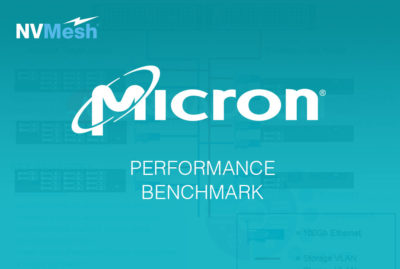 Micron/Excelero NVMesh Reference Architecture