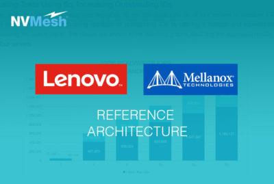 Lenovo - Mellanox - Excelero NVMesh® Reference Architecture