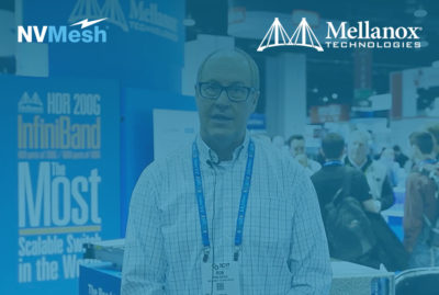 Mellanox Technologies and Excelero: High Bandwidth and Low Latency NVMe Storage
