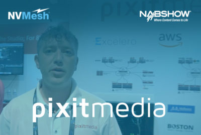 NAB 2018 Excelero and Pixit Media: How latest M&E Trends Affect Storage Requirements