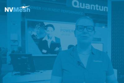 16k Uncompressed Video Workflows - Excelero and Quantum