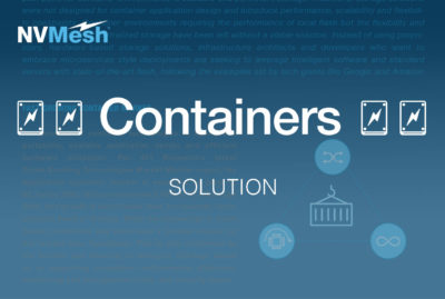 Scalable & Persistent Storage for Containers