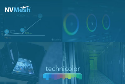 Technicolor and Excelero: Talking About a Successful Experience