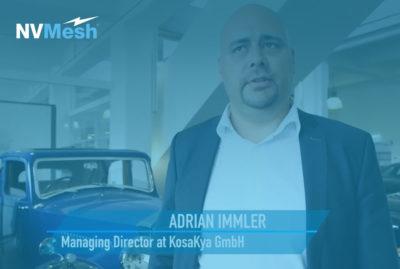 Roadshow Seminar in Frankfurt: KosaKya GmbH about Excelero NVMesh