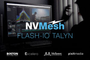 NVMe In the Studio: For 8K and Beyond
