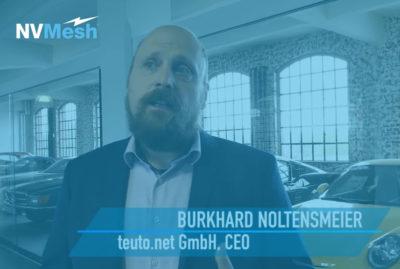 Roadshow Seminar in Frankfurt: teuto.net about Excelero NVMesh