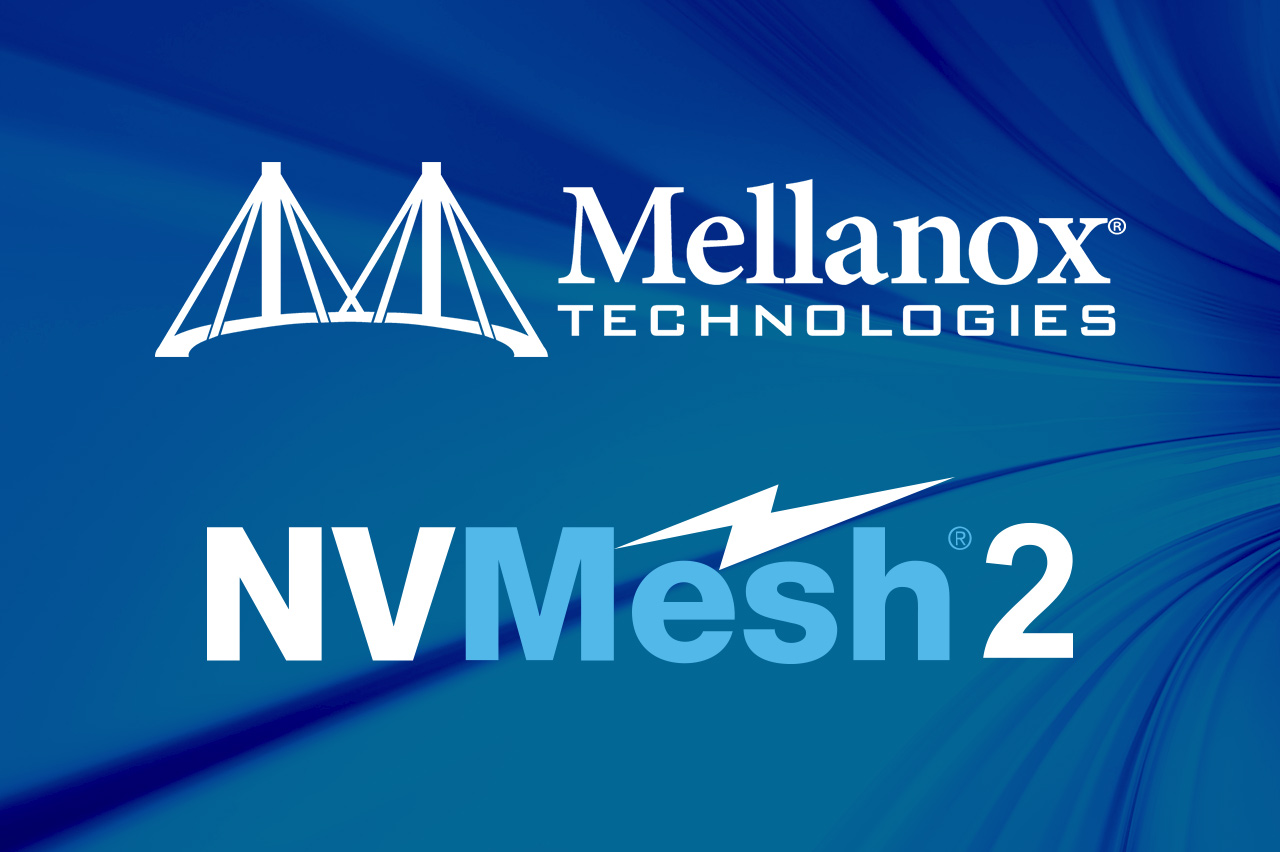 Mellanox and NVMesh 2