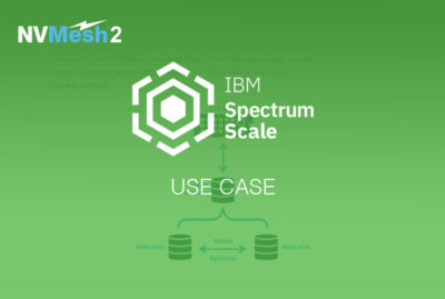 IBM Spectrum Scale Accelerated by NVMesh