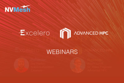 Advanced HPC Excelero Webinar Replay: Eliminating GPU Data Bottlenecks with Elastic NVMe