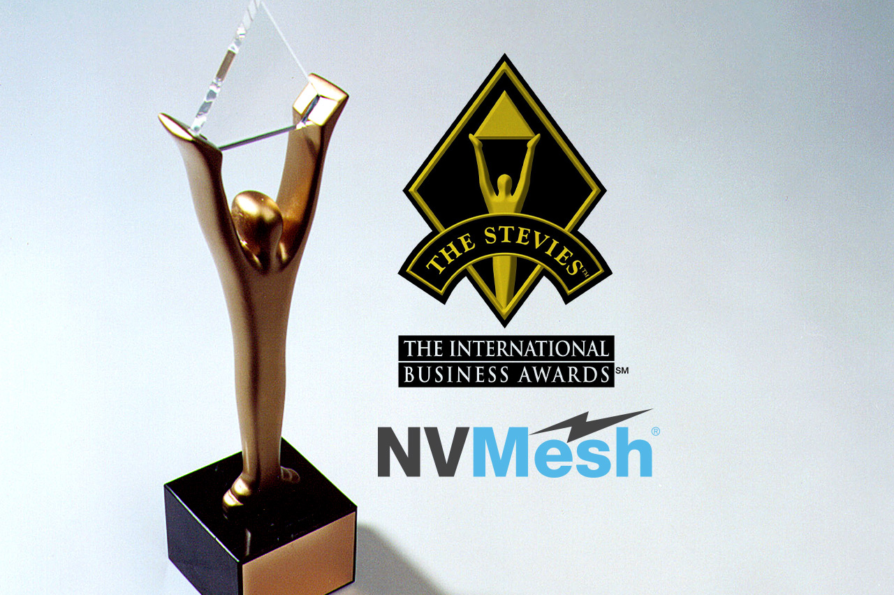 Excelero NVMesh2 Wins Gold Medal Stevie® Award
