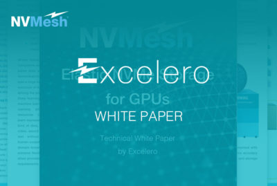 Elastic NVMe Storage for GPUs Technical White Paper by Excelero