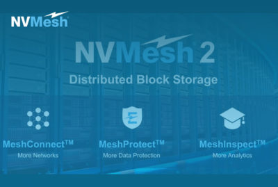 The Secret Sauce in NVMesh Explainer Video