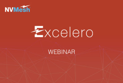 Webinar Replay: Excelero's 2020 Storage State of the Union