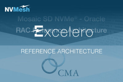 Mosaic SD NVMe® - Oracle RAC Reference Architecture